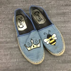 Sam Edelman Queen Bee espadrilles